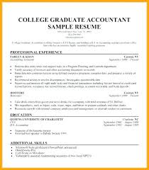 Resume Template For College Graduate Delectable Recent College Graduate Resume Template Word Goalgoodwinmetalsco