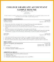 College Graduate Resume Examples Mesmerizing Recent College Graduate Resume Template Word Goalgoodwinmetalsco
