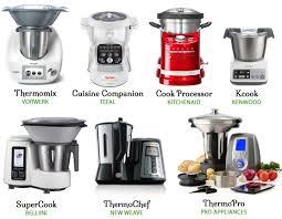 Comparatif Robot Cuisine Cuiseur