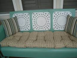 patio gliders with cushions bench metal glider affection wrought iron patio glid on awesome vintage porch