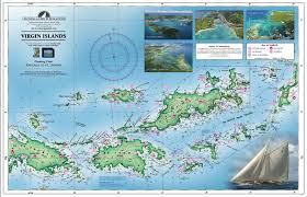 Bvi Navigation Charts Charts Cruising Guides