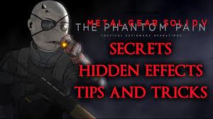 Metal Gear Solid V The Phantom Pain Tipps Und Tricks