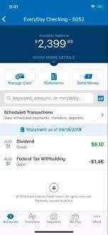 Mobile Banking How Tos Navy Federal Credit Union
