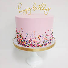 Sprinkles At Littlecatdesigncoshop Toppers Cake By At