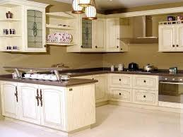 image of antique kitchen cabinets beauty