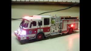 Code 3 Fire Lights Johns Custom Code 3 64th Scale Diecast Buffalo Fd Pumper