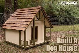 Building A Cottage Style Dog House   Jays Custom CreationsDog House Plans