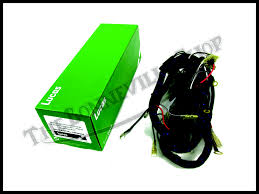 norton mki 750 commando genuine lucas main wiring harness 1968 70 54956250 03 68 70 lucas norton harness photo 54956250 03 68 69 lucas norton