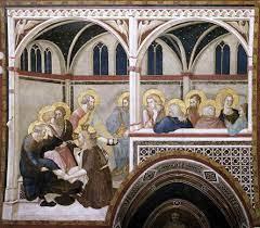 Lavanda dei piedi (Pietro Lorenzetti) - Wikipedia