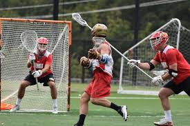 """Westlake Lacrosse on Twitter: """"Alumni alert - Former Chaps Goalie Rob Soluri  '18, in action during the VMI alumni game last week and looking sharp with  his classmates. #Chapslaxer4ever… https://t.co/lhcp0f3tck"""""""