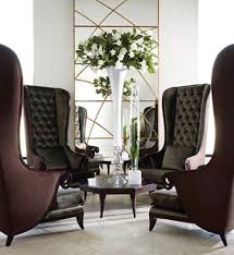christopher guy lighting. highback chairs by christopher guy for a sophisticated room lighting