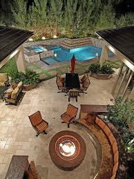 Inspirational Hot Tub Fire Pit Ideas Medium Size Patio Ideas and