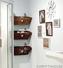 marvellous wall mounted bathroom towel storage racks over toilet in half bathroom decors