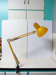 vintage luxo clamp on desk lamp studio lamp drafting lamp artist lamp desk lamp mid century