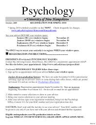 Objective For Graduate School Resume Examples Sample Resume Graduate School Psychology Templates Psychologist 35