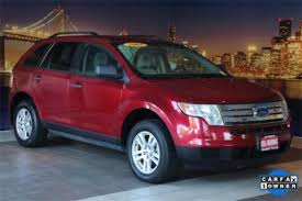 used cars for sale under 10000. Fine 10000 2007 Ford Edge SE In Used Cars For Sale Under 10000