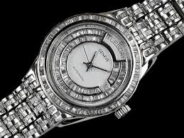 mens white gold diamond watches best watchess 2017 14 kt solid white gold men s watch 23 carat diamonds