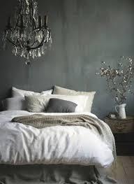 Schlafzimmer Wandgestaltung Mit Verschiedenen Nuancen