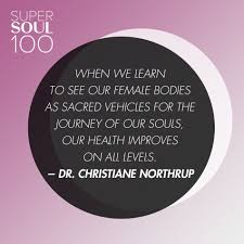 Dr Christiane Northrup Quotes