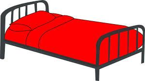 Bed cartoon clip art dromgbg top 2 Gclipartcom