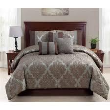 mainstays 7 piece ruth bedding comforter set