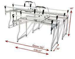 Grace SR2+ Start Right Machine Quilt Frame, Queen - New Low Price ... & Easy Fabric Attachment Adamdwight.com