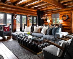 Cabin Living Room Decor Small Ideas Best 25