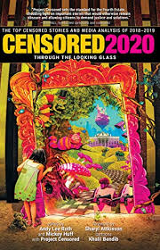 Censored 2020 by Andy Lee Roth