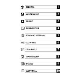 Polaris Lube Specification Chart 2004 Polaris Ranger 500 4x4 Service Repair Manual By