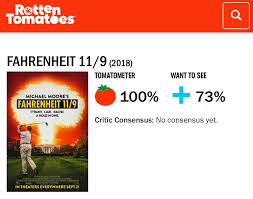 Image result for fahrenheit 11 9