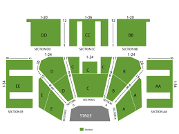 54 Factual Treasure Island Event Center Seating Chart