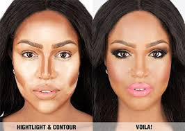 11 easy contouring highlighting hacks perfect for people with dark skin