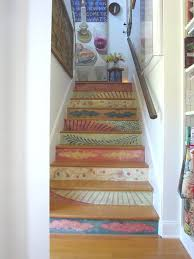 painted basement stairs. Image Of: Great Paint For Basement Stairs Painted Basement Stairs