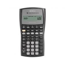Financial Calculator Texas Instruments Financial Calculator