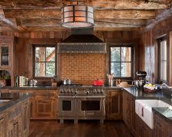 cabin kitchen design. Contemporary Cabin Cabin Kitchen Design Houzz Decoration Inside