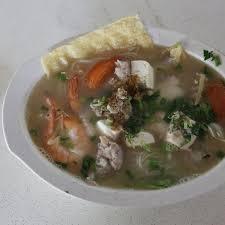 Zhong Crayfish Seafood Soup @ Ang Mo ...