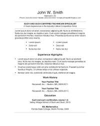 Does Word Have A Resume Template - Resume CV Cover Letter - does microsoft  word have