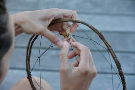 Make Your Own Dream Catchers Make your own Dreamcatchers Dreamcatchers Crows and Feathers 32