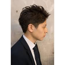 ツーブロックビジネスショート Mens Hair Percut 下北沢北口店メンズ