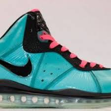 lebron 8 south beach. $999.98 nike lebron 8 south beach sz 1.
