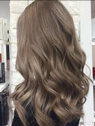Mushroom Brown Hair Is Trending And Its Much Prettier Than
