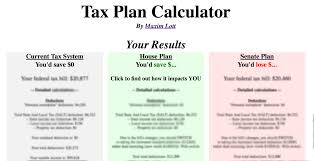 wisconsin wage calculator tax plan calculator by maxim lott