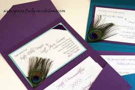 peacock invitations peacock wedding invitations intended for peacock wedding invitations