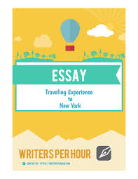 essay about traveling experience to new york