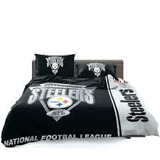 steelers bed set bedding sets bedding comforter set s queen size bed sheets