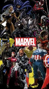 Marvel iPhone Wallpapers - Wallpaper Cave