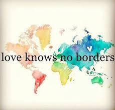 No Borders To Love Sweet Love Pinterest Bible Verses And Simple Mission Trip Quotes