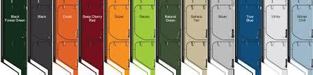jeep wrangler colors