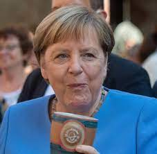 Stralsund: Merkel verabschiedet sich ...