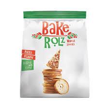 Buy Edita Bake Rolls Pizza 106gr Online Shop Bake Rolls On